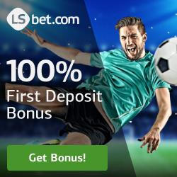 LSBet Welcome Bonus